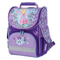 "Ранец TIGER FAMILY, для начальной школы, Nature Quest, девочка, ""Blissful Fairy"", 35х31х19 см, 227856"