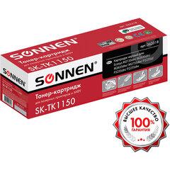 Тонер-картридж SONNEN (SK-TK1150) для KYOCERA ECOSYS M2135DN/M2635DN/M2735DW; P2235, ресурс 3000 страниц, 363318