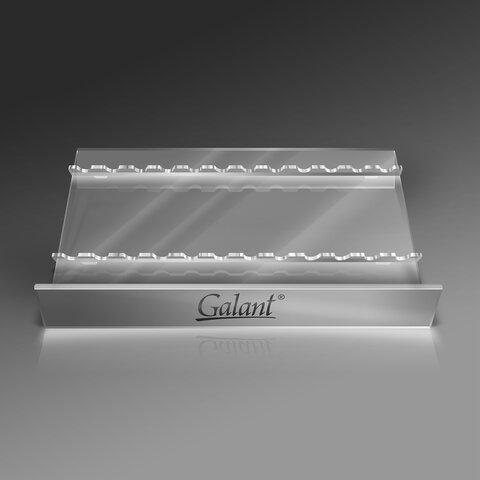 Дисплей GALANT на 12 ручек, плакетка, 210х168х52 мм