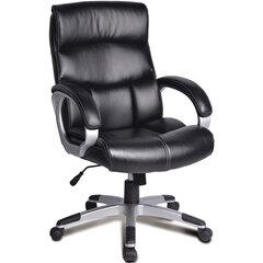 """Кресло офисное BRABIX """"Impulse EX-505"""", экокожа, черное, 530876"""