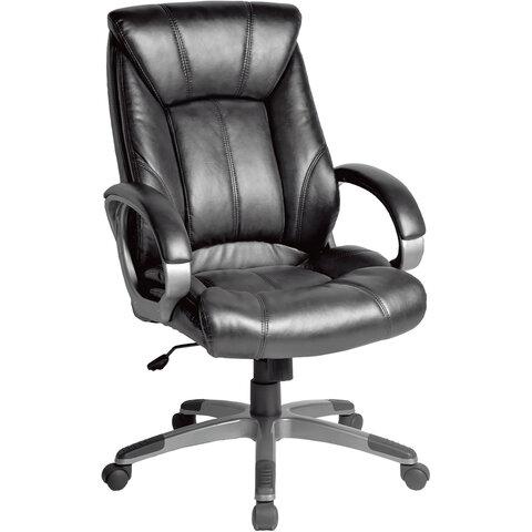 """Кресло офисное BRABIX """"Maestro EX-506"""", экокожа, черное, 530877"""