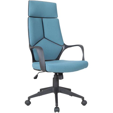 """Кресло офисное BRABIX PREMIUM """"Prime EX-515"""", ткань, голубое, 531568"""