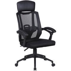 """Кресло офисное BRABIX """"Nexus ER-401"""", с подголовником, черное, 531835"""