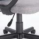 """Кресло КОМПАКТНОЕ BRABIX """"Jet MG-315"""", с подлокотниками, серое, 531840"""