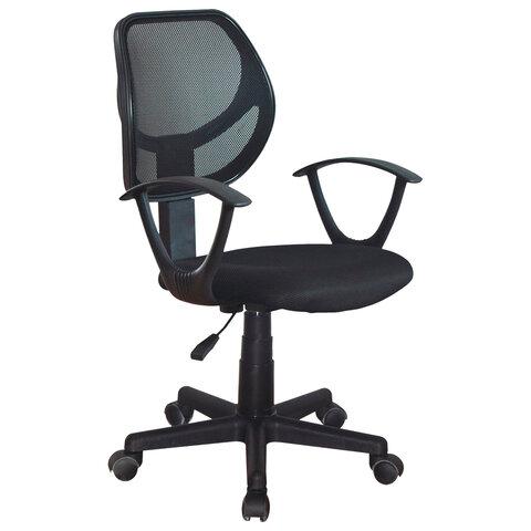 """Кресло компактное BRABIX """"Flip MG-305"""", ткань TW, черное, 531952"""