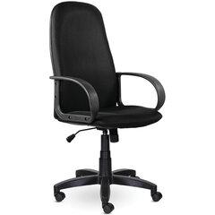 """Кресло офисное BRABIX """"Praktik EX-279"""", ткань E, черное, 532021"""