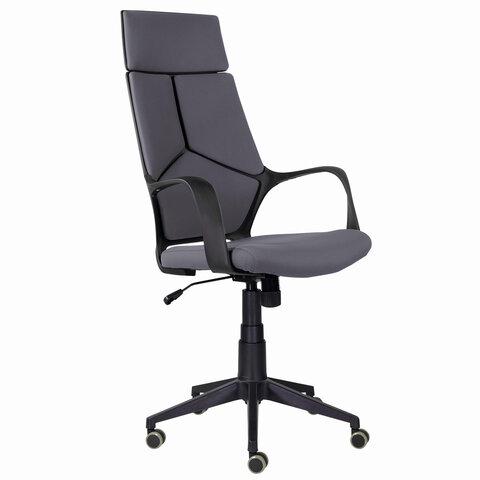 """Кресло офисное BRABIX PREMIUM """"Prime EX-515"""", ткань, серое, 532548"""