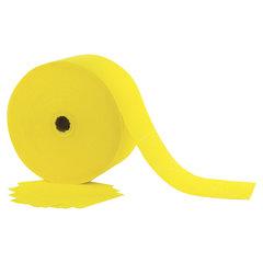 Салфетки универсальные в рулоне 1000 шт., 18х25 см, вискоза (ИПП), 60 г/м2, желтые, LAIMA EXPERT, 605494