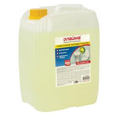 """Чистящее средство 5 кг ЛАЙМА PROFESSIONAL """"Лимон"""", дезинфицирующий и отбеливающий эффект, 880289"""