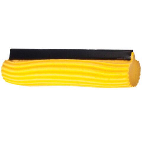 Швабра самоотжимная, роликовый отжим, насадка PVA 27 см, телескопический черенок 70-125 см, ЛАЙМА, 880315